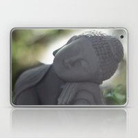 Peacefull thoughts Laptop & iPad Skin