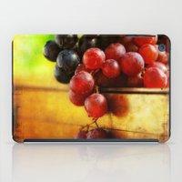 Autumn Grapes iPad Case