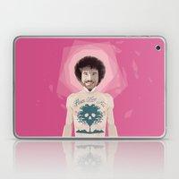 Bob Ross is God Laptop & iPad Skin