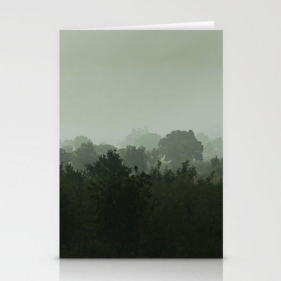Fog Stationery Card