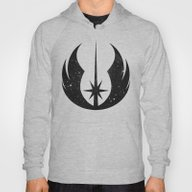Jedi Order And Stars Hoody