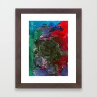 1110  Framed Art Print