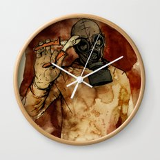Start Talkin' Wall Clock