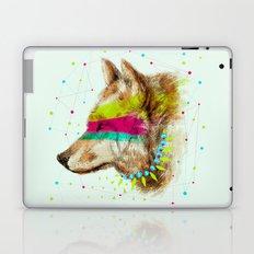 Cherokee Wolf II Laptop & iPad Skin