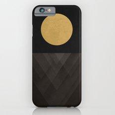 Moon Reflection on Quiet Ocean iPhone 6 Slim Case