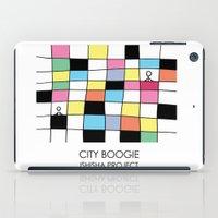 CITY BOOGIE  by ISHISHA PROJECT iPad Case