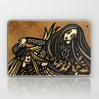 File 088. Girls Gone Wil… Laptop & iPad Skin
