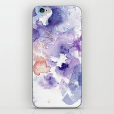 Let Me Lie On Flowers An… iPhone & iPod Skin
