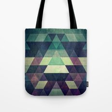 dysty_symmytry Tote Bag