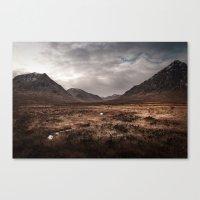 Mountain Moors Canvas Print