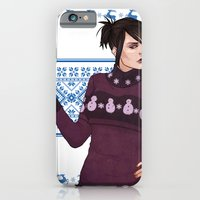 Very Merry Morrigan iPhone 6 Slim Case