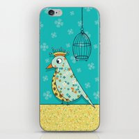 Tweedle De De iPhone & iPod Skin