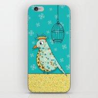 Tweedle De De iPhone & iPod Skin