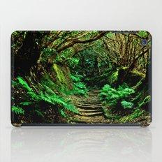 Forest Secrets iPad Case