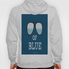 Shade's Of Blue Hoody