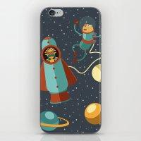 Space Scavengers iPhone & iPod Skin
