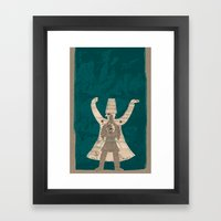 There Is Another Me, Dee… Framed Art Print