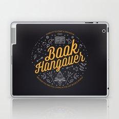 Book hangover Laptop & iPad Skin