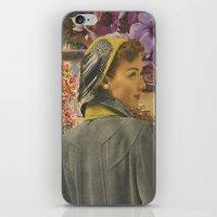 Perfume Garden iPhone & iPod Skin