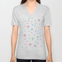 Candy Dots Unisex V-Neck