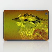 Amber Bird iPad Case