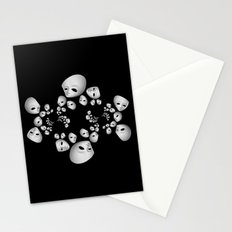 CyberMimes v.3 Stationery Cards