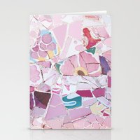 Tiling With Pattern 5 Stationery Cards