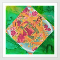 Our Lady Of Guadalupe II Art Print