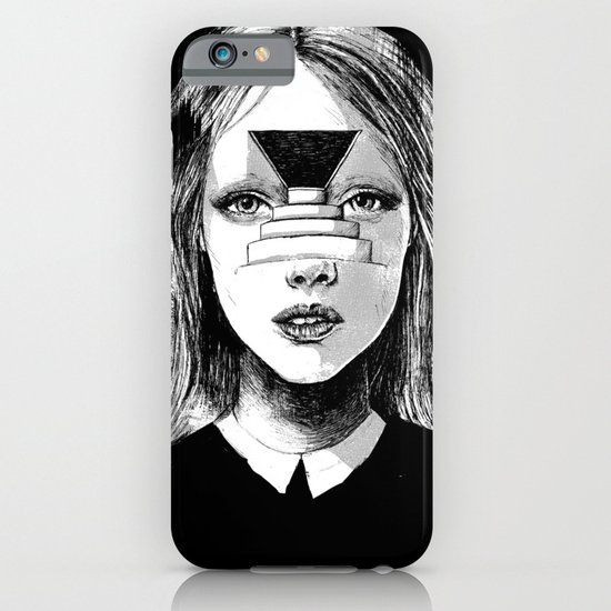 Beyond the Shadows iPhone & iPod Case