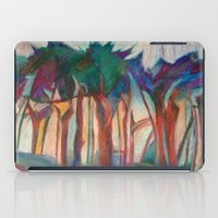 Abstract Landscape I iPad Case
