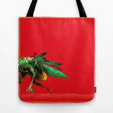 Mad fly Tote Bag