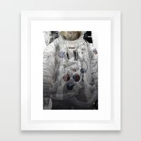Choice part two Framed Art Print