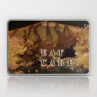 Eat Cake Laptop & iPad Skin