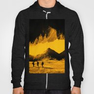Hello Threes Of Yellow I… Hoody
