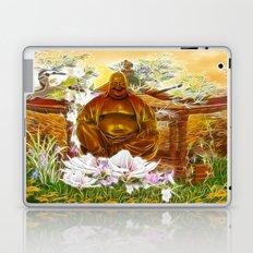 Happy buddha Laptop & iPad Skin
