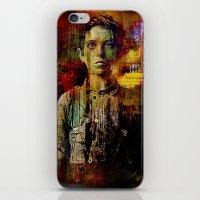 Paperboy iPhone & iPod Skin