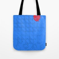 Most Important Piece Tote Bag