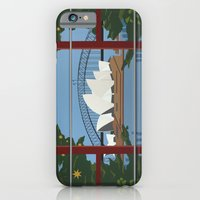 iPhone & iPod Case featuring Sydney Harbour by Eldon Ward