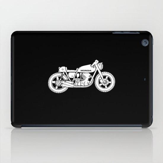 Honda CB750 - Café racer series #1 iPad Case