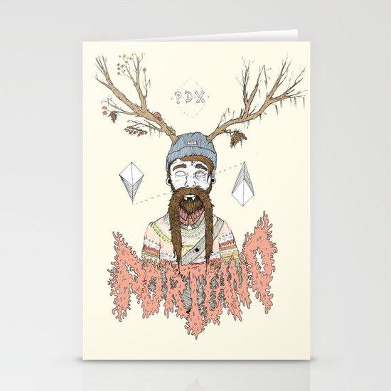 PORTLAND I Stationery Card