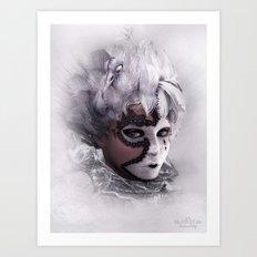 The Mask Art Print