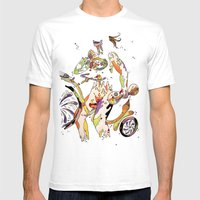 That Bike Ain't Gonna Ri… Mens Fitted Tee White SMALL