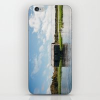 House On Water iPhone & iPod Skin