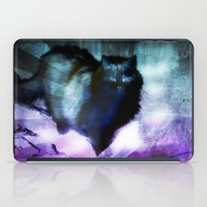 The Spooky Cat iPad Case