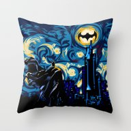 Starry Knight IPhone 4 4… Throw Pillow