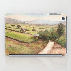 Yorkshire Farmland iPad Case