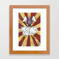 BUGO Framed Art Print