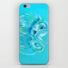 Lovey Owls iPhone & iPod Skin