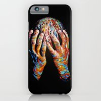 Derrame Pictórico iPhone 6 Slim Case
