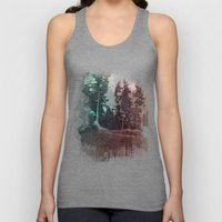forest3 Unisex Tank Top